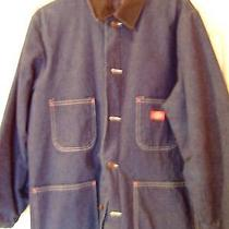 Dickies Denim Barn Jacket Blanket Lined Photo