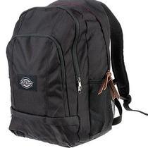 Dickies Fullerton Backpack Back Pack Black / Black Photo