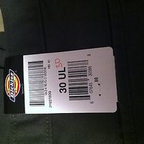 Dickies Green Work Pants 30x30 With Cell Phone Pocket Photo