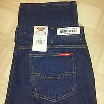 Dickies Industrial Fit Jean Indigo Photo