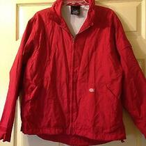 Dickies Jacket Mens Medium Photo