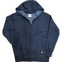 Dickies Jackets Mens Thermal Sherpa Bonded Hooded Lining Jacket Full Zipper 4464 Photo