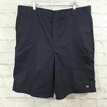 Dickies Loose Fit Dress Shorts Navy 44