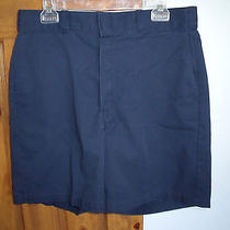 Dickies Man's Shorts 34 Blue Photo