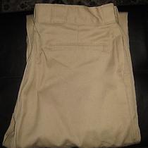 Dickies Men Beige Pants Photo
