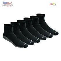 Dickies Men's Dri-Tech Moisture Control Quarter Socks Multipack Photo
