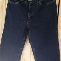 Dickies Men's Jeans Loose Fit Size 36r Stone Washed Blue Denim Wd1693. Photo
