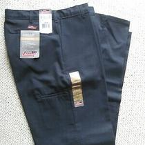 Dickies Pants 7118738dn Size 32x34 Dark Navy Photo