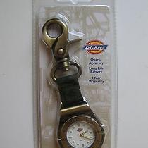 Dickies Quartz Pocket Watch Ldx701 Photo