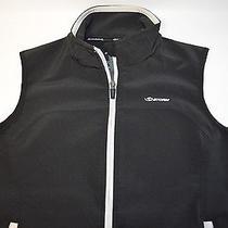 Dickies Storm Colorblock Softshell Water/wind Resistant  Vest  (Black) Medium Photo
