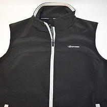 Dickies Storm Colorblock Softshell Water/wind Resistant Vest  (Black) Medium Photo