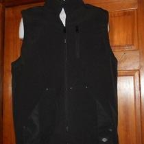 Dickies Storm Softshell Water/wind Resistant Vest  (Black) Large Photo