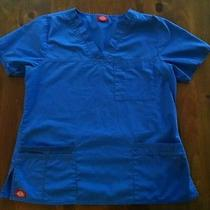 Dickies  Womans Scrubs. Size Large Photo