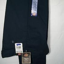 Dickies Women's Work Pants   Size 16  Waist 2 Adjustable Waist Band Double Knee Photo