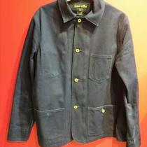 Dickies X Palmer Denim Jacket Navy L Men's Outer Coveralls P0519 Photo