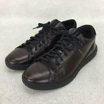 Diesel  40 Brw Leather Size 40 Brown Low Cut Sneaker 187 From Japan Photo