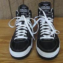 Diesel Athletic  Shoes  Black  00y647 Pr054 H0958  Name Deep W  Size 6.5 Photo