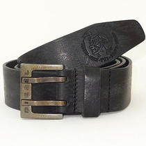 Diesel Belt Btwo Cintura Mens Belt 100% Cow Leather Made in Italy Photo