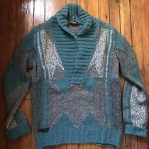 Diesel Black Gold Wool Sweater Photo