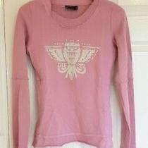 Diesel Blush Pink Sweater/jumper Size S Photo
