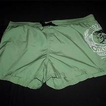Diesel Boardshorts Size Medium Photo