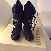 Diesel Boots Photo