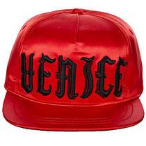 Diesel Chiraghin Hat - Red  Photo