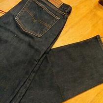 Diesel Dark Blue Jeans 30 X 32 Vgc Photo