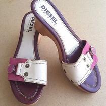 Diesel Footwear Women's Sandals / Slippers  6 ( 38 ) Photo