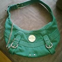 Diesel Green Canvas Bag  Photo