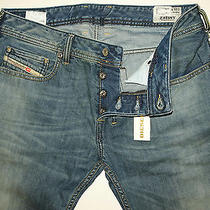 Diesel Industry Jeans Style Name Zantiny 32x34 Regular Boot Cut Photo