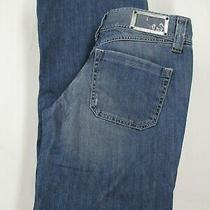 Diesel Industry Lambry Mens Blue Button Fly Jeans Size 29 32x34 Wash 008hz Photo