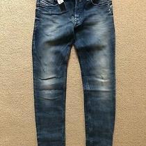 Diesel Jeans Sleenker Col. 0853l Stretch W30 L32 Photo