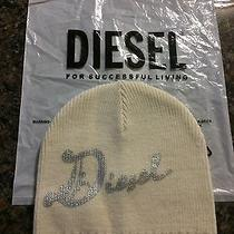 Diesel  Kids Winter Hat Size11 Photo