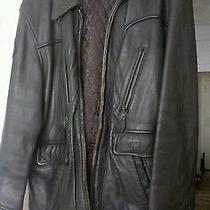 Diesel Leather Jacket Retro Photo