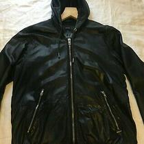 Diesel Leather Jacket Xxl Photo