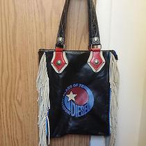 Diesel Leather Tote Bag  Diesel  Purse / Handbag  Photo