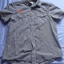 Diesel Man Sport Shirt Medium Photo