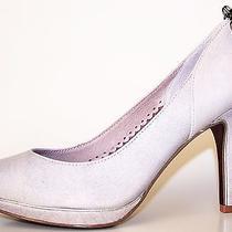 Diesel Marlene Leather Italian Designer Platform Heels Pumps With Chain 8.5 Photo