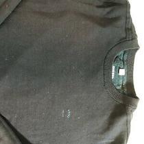 Diesel Men Medium Navy Blue Cotton Blend Sweater. Preowned in Good Condition Photo