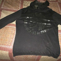 Diesel Men's Dark Gray Hoodie Sweatshirt Size Xl Photo
