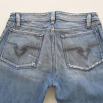Diesel Men's Jeans W30 L30 Original Made in Italy 30x30 Amazing Rare Unique Photo