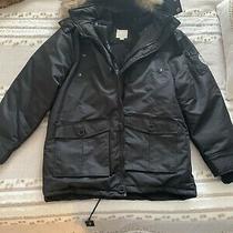 Diesel Men Winter Jacket  Coat Sz L Photo
