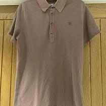 Diesel Mens Pink Polo Top - Size Large Photo