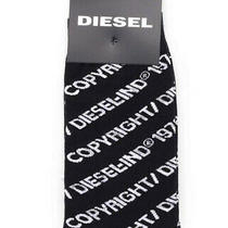 Diesel Mens Skm-Ray Socks Sz S Photo