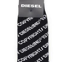 Diesel Mens Skm-Ray Socks Sz S Photo