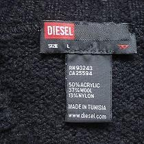 Diesel Mens Sweater Size Large Photo