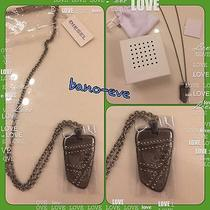 Diesel Military Stainless Steel Necklace Photo