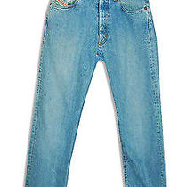 Diesel Modern Basic Blue Classic Denim Blue Jeans-30 Photo