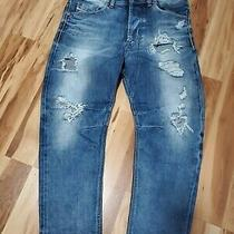 Diesel Narrot 0848i Carrot Jeans W31  Photo